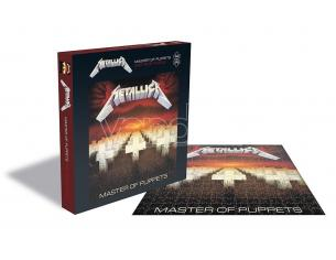 Zee Productions Metallolica Master Of Puppets Puzzle Puzzle