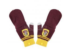 Harry Potter Cinereplicas Grifondoro Fingerless Guanti/mitten Accessori Abbigliamento
