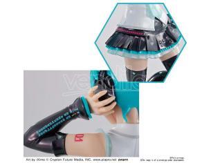 Bandai Model Kit Figura Rise Labo Hatsune Miku V4x Model Kit