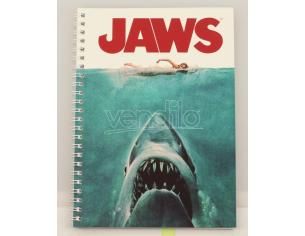 Sd Toys Jaws Movie Poster Spiral Agenda Taccuino