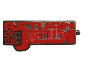 Sd Toys Sw Return O/t Jedi Logo Snap Portachiavi
