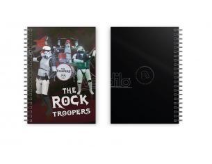 Sd Toys Original Stormtrooper Rock Agenda Taccuino