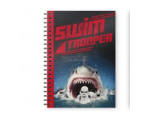 Sd Toys Original Stormtrooper Swimming Agenda Taccuino
