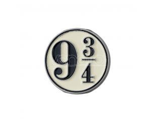 Harry Potter Spilla Distintivo Binario 9 3/4 2 x 2 cm The Carat Shop