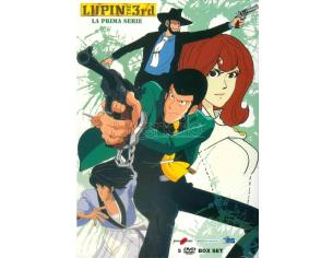LUPIN III - STAGIONE 1 ANIME DVD