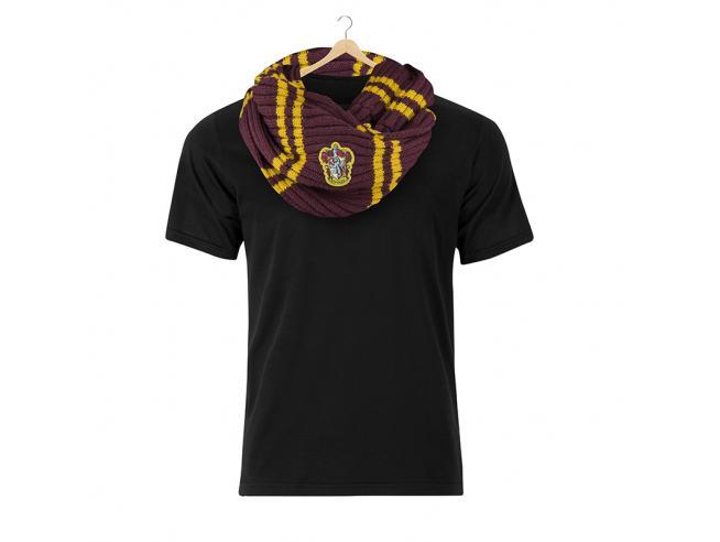 Harry Potter Cinereplicas Griffindor Infinity Sciarpa Sciarpa