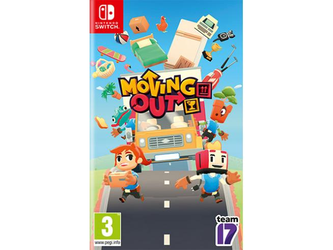 MOVING OUT PARTY GAME - NINTENDO SWITCH