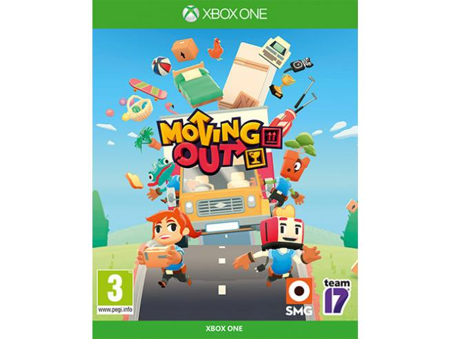 MOVING OUT PARTY GAME - XBOX ONE