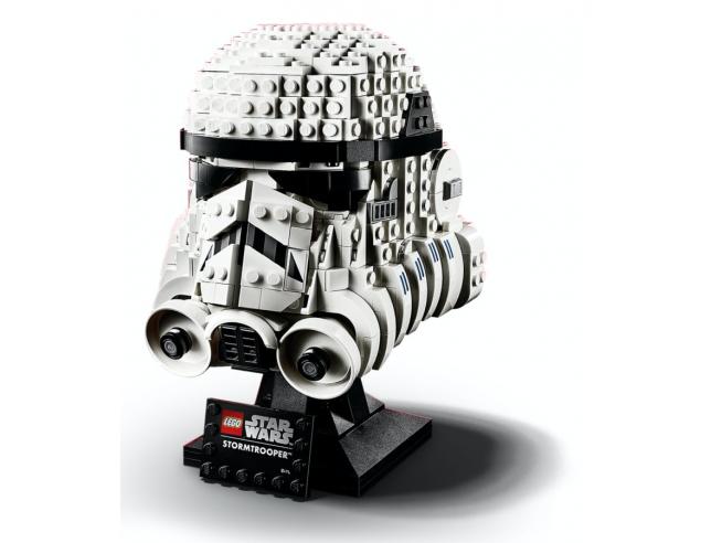 LEGO STAR WARS 75276 - Casco di Stormtrooper