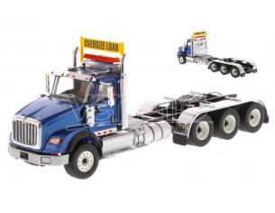 DIECAST MASTER DM71010 HX620 TRIDEM TRACTOR BLUE 1:50 Modellino