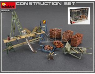 MINIART MIN35594 CONSTRUCTION SET KIT 1:35 Modellino