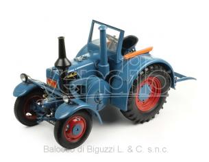 PREMIUMX PR8-005B LANZ BULLDOG D8506 BLUE 1937 W/WINDOW NO ROOF 1:8 Modellino