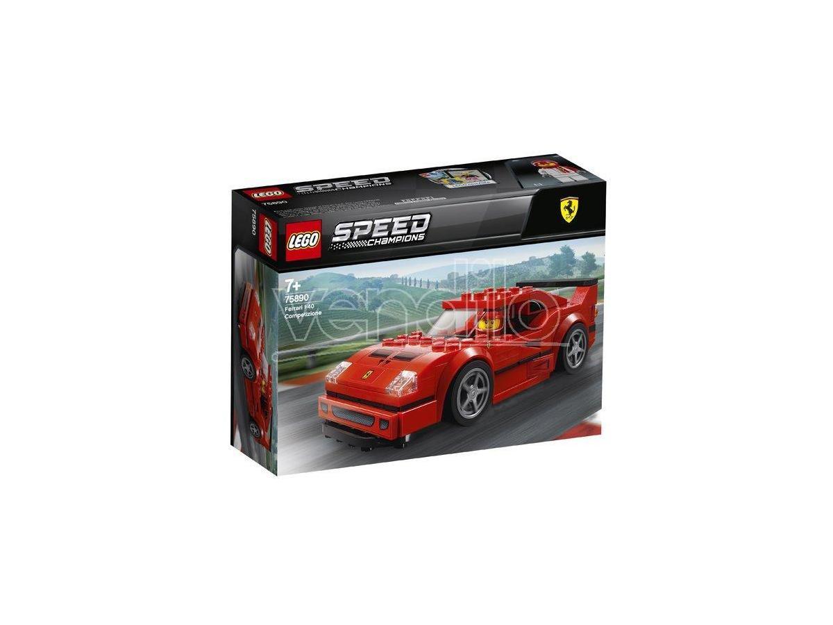 LEGO SPEED CHAMPIONS 75890 - FERRARI F40 COMPETIZIONE