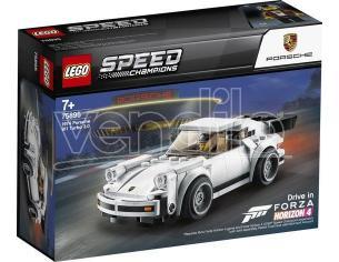 LEGO SPEED CHAMPIONS 75895 - PORSCHE 911 TURBO 3.0 1974
