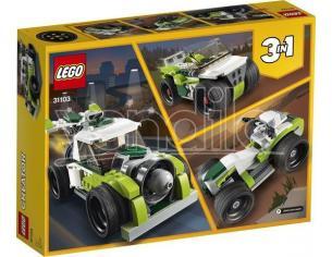 LEGO CREATOR 31103 - RAZZO-BOLIDE