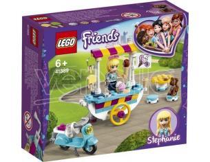 LEGO FRIENDS 41389 - IL CARRETTO DEI GELATI