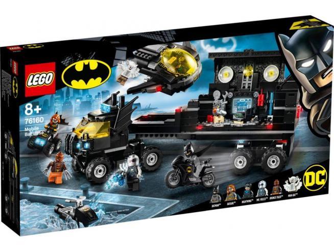 LEGO BATMAN MOVIE 76160 - BAT-BASE MOBILE