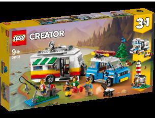 LEGO CREATOR 31108 - VACANZE IN ROULOTTE