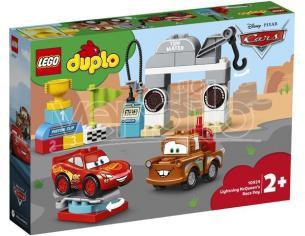 LEGO DUPLO 10924 - IL GIORNO DELLA GARA DI SAETTA MCQUEEN
