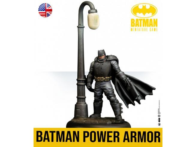 KNIGHT MODELS BMG BATMAN POWER ARMOUR WARGAME