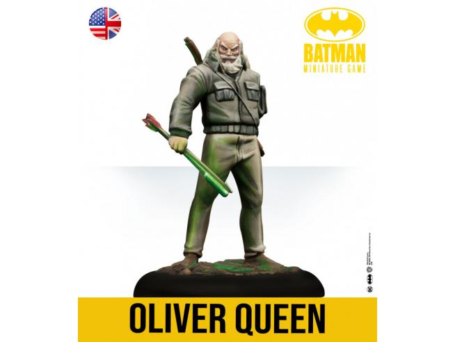 KNIGHT MODELS BMG OLIVER QUEEN& CARRIE KELLY WARGAME