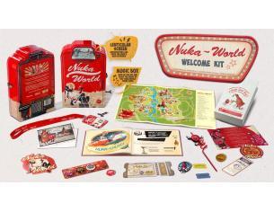 Doctor Da Collezionefallout Nuka World Welcome Kit Replica