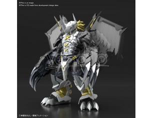 Bandai Model Kit Figura Rise Digimon Amp Blackwargreymon Model Kit