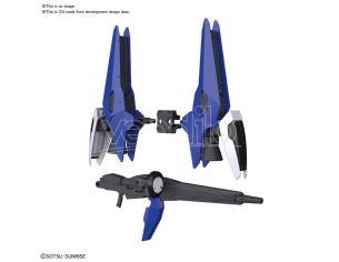 BANDAI MODEL KIT HG TERTIUM ARMS 1/144 MODEL KIT