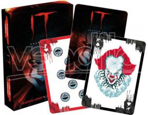 AQUARIUS ENT IT CHAPTER TWO PLAYING CARDS CARTE DA GIOCO
