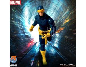 MEZCO TOYS ONE 12 COLL MARVEL PX CLASSIC CYCLOPS AF ACTION FIGURE