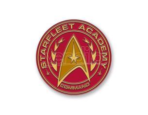 Aquarius Ent Star Trek Starfleet Academy Enamel Spilla Spilla