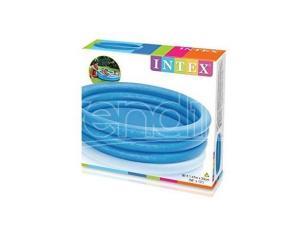 Intex 59416 - Piscina Gonfiabile Bambini Cristallo Blu 114 X 25 Cm