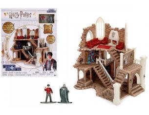 Harry Potter Jada - Playset Torre Di Grifondoro