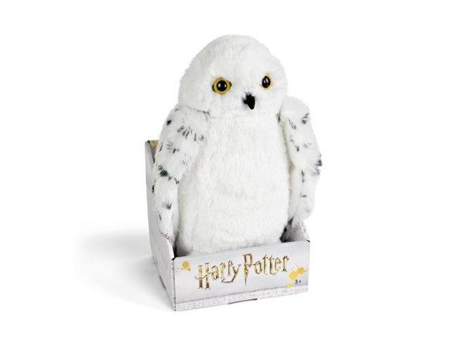 Harry Potter Peluche Edvige La Civetta 29 Cm Noble Collection