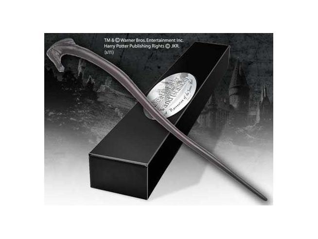 Harry Potter Bacchetta Magica Mangiamorte Stallion Character Noble Collection