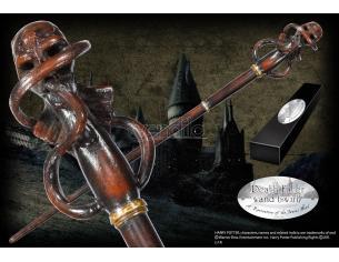 Harry Potter Bacchetta Magica Mangiamorte Swirl Character Noble Collection