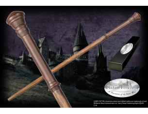 Harry Potter Bacchetta Magica Madama Chips Character Noble Collection