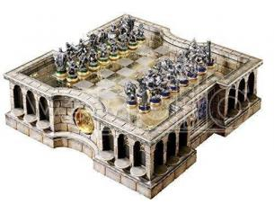 Il Signore degli Anelli Scacchiera 38 x 38 cm Noble Collection
