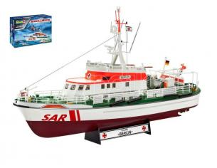 REVELL RV05683 DGzRS BERLIN + WESTLAND SEA KIT 1:72 Modellino