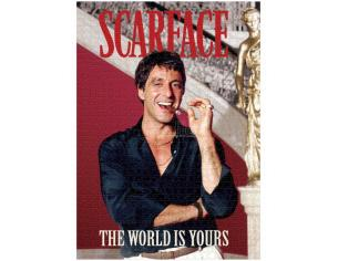 Sd Toys Sciarpaace World Is Yours 1000  Pezzi Puzzle Puzzle