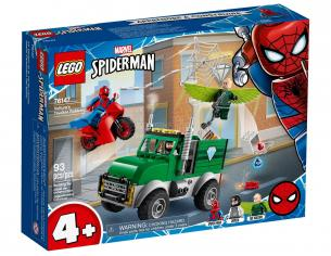 LEGO MARVEL 76147 - SPIDER-MAN : AVVOLTOIO E LA RAPINA DEL CAMION