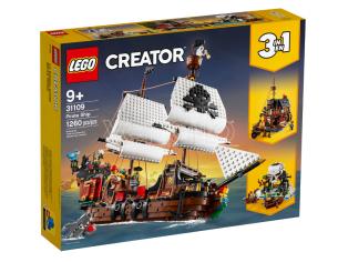 LEGO CREATOR 31109 - GALEONE DEI PIRATI