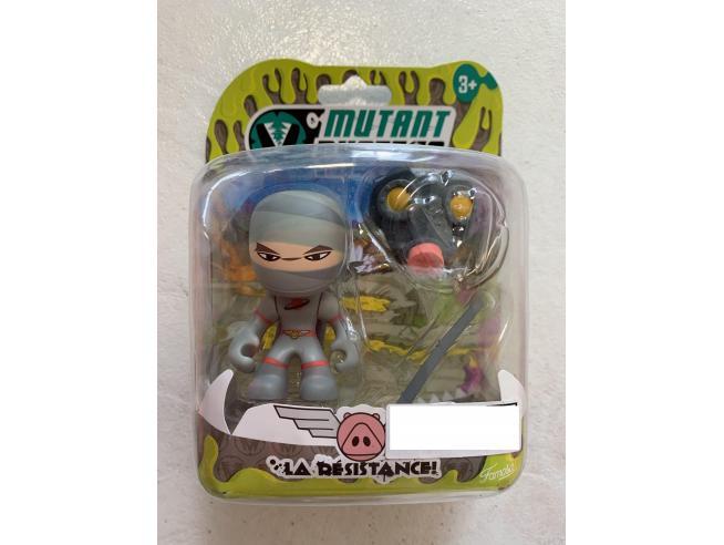 Giochi Preziosi - Mutant Bustoers Personaggio Ninja [giocattolo]