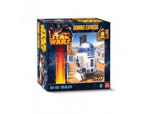 DOMINO EXPRESS STAR WARS R2-D2 DEALER 50 PEZZI ANNI 6+