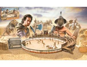 Italeri It6196 Gladiators Fight Ludus Gladiatorius Con Arena Kit 1:72 Modellino