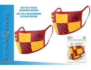 Pyramid International Harry Potter Grifondoro Face Cover.mask Set(2) Maschera
