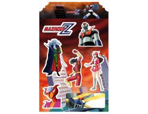 Sd Toys Mazinger Z Magneti Set B Magneti