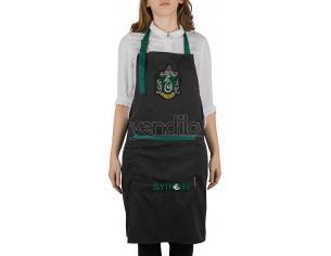 Harry Potter Grembiule Cucina Serpeverde 70 X 85 Cm Cinereplicas