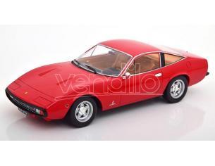 KK SCALE KKDC180285 FERRARI 365 GTC 4 1971 RED 1:18 Modellino