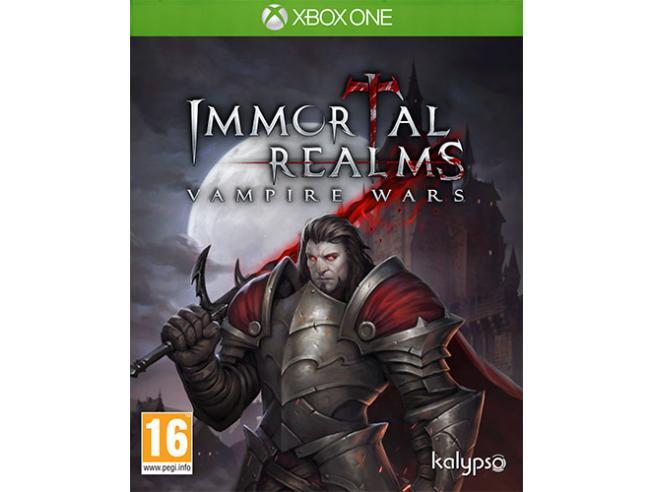 IMMORTAL REALMS: VAMPIRE WARS STRATEGICO - XBOX ONE